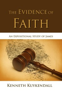 The Evidence of Faith Cover