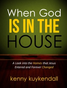 When God is in the House Cover - Copy