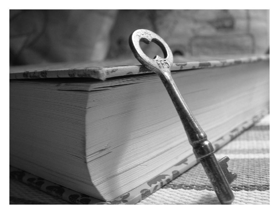 book-key-lock-open
