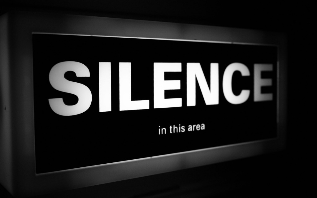 importance of silence How can you understand and work with silence it's important to klein wrote a good blog post titled the 8 types of silence: how to improve communication when.