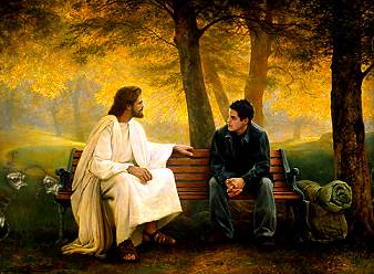 Jesus-My-friend