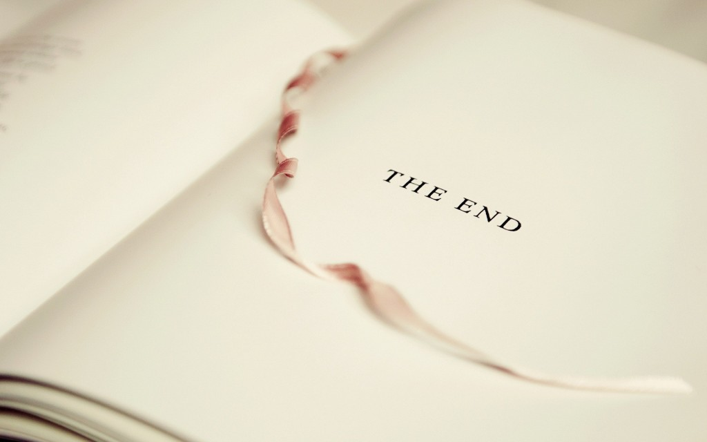 book-the-end-hd-wallpaper