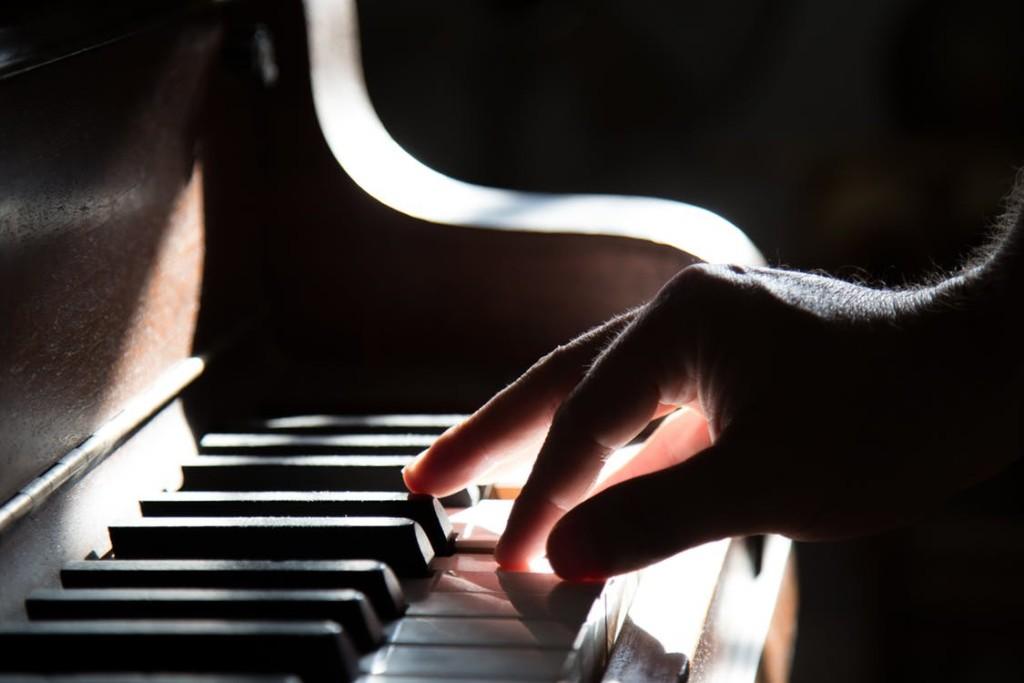 scales piano